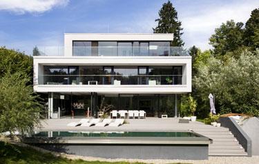 Wunschhaus Architektur und Baukunst Referenzkunde der PR Agentur Martschin & Partner