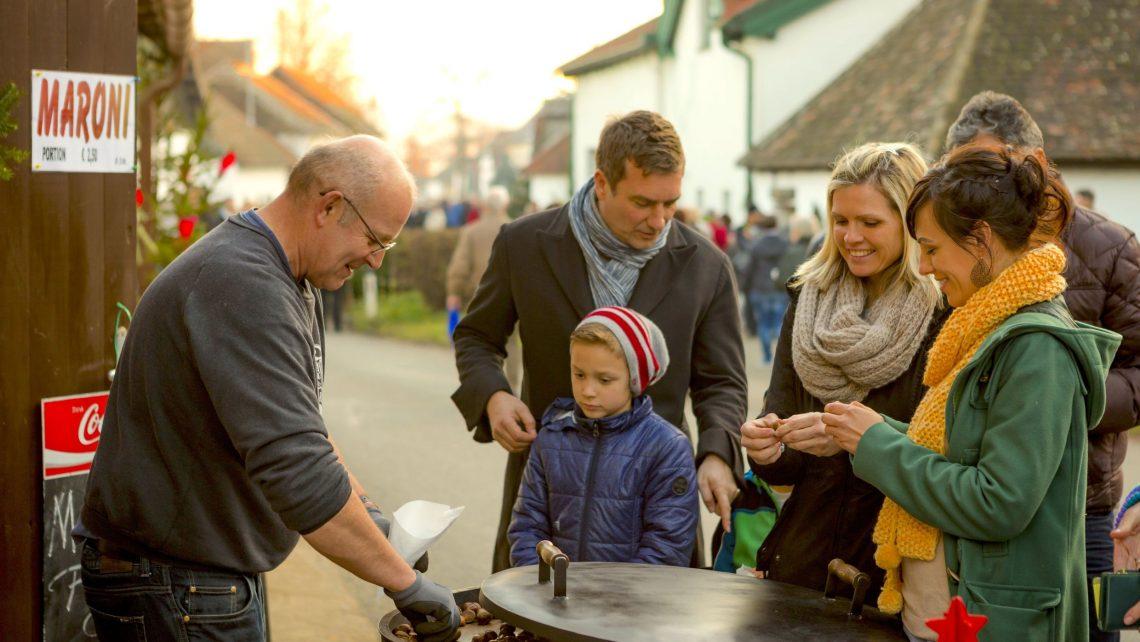 PR Bild Weinviertler Advent © Weinviertel Tourismus / Astrid Bartl