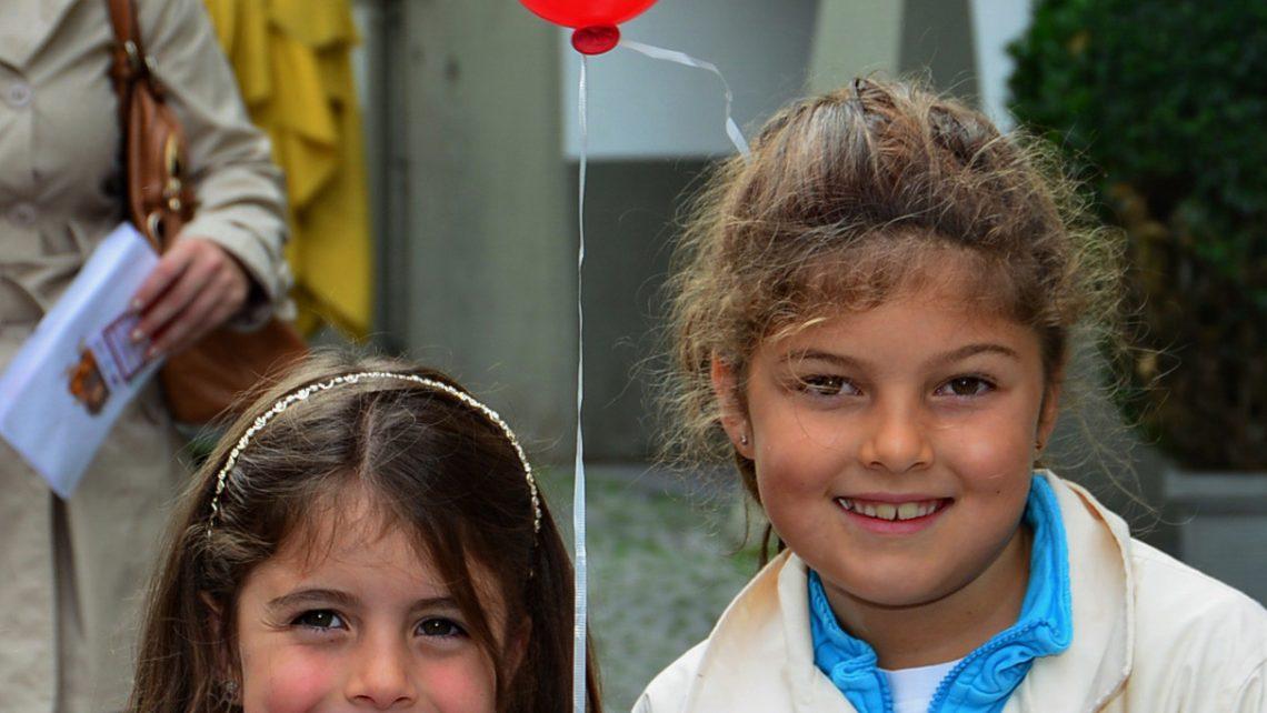 PR Bild Bundesdenkmalamt Kinder- bzw Familienführung in Bludenz © BDA
