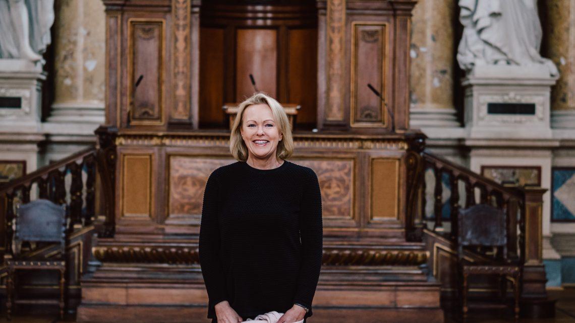AmCham Talks PR-Bild Hannelore Veit © Verena Moser
